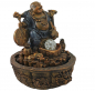 Mobile Preview: Happy Buddha-Brunnen Höhe: 35 cm